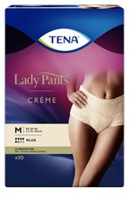 TENA Lady Pants Plus Creme Medium 30 szt